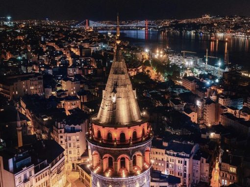 Canada to ISTANBUL (via Europe)